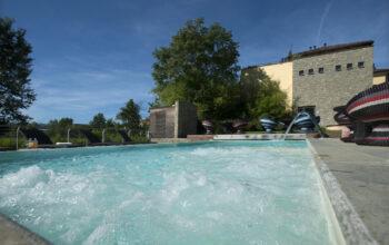 Piscina Hotel Langhe